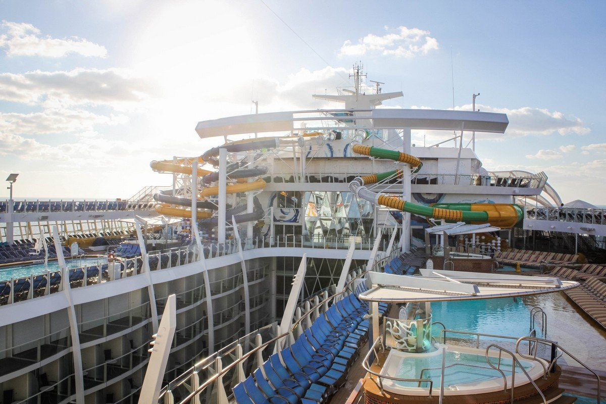 Harmony Of The Seas 2017 Live Blog Cruise Preview