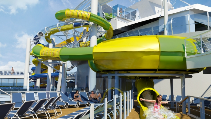 Harmony Of The Seas Will Be Based In Port Everglades