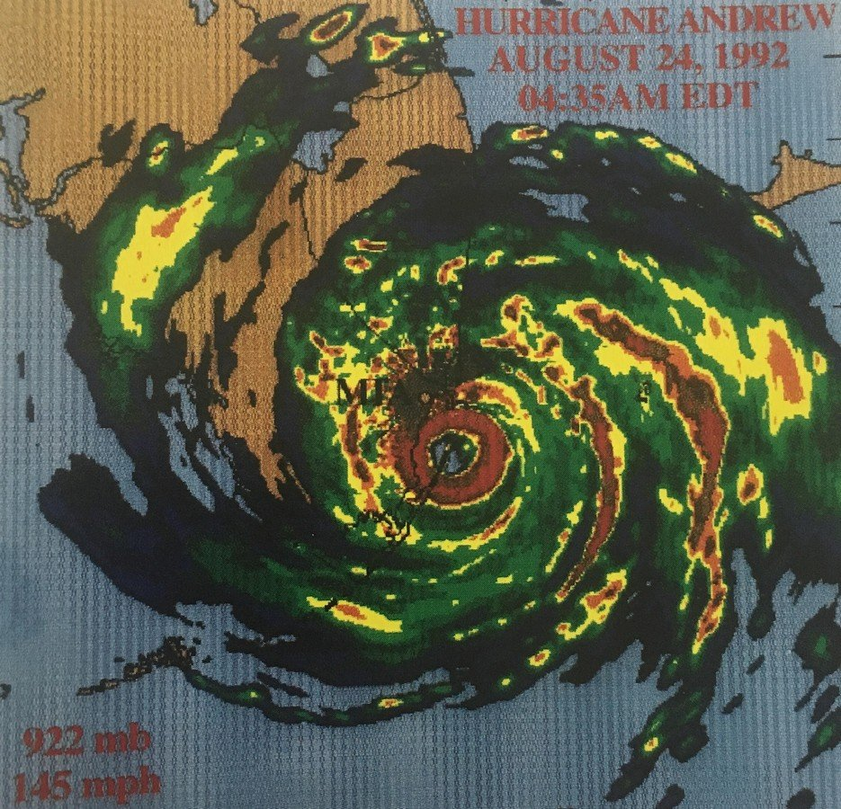 hurricane andrew The day is august 24, 1992, and hurricane andrew, the last category 5 hurricane  to strike the us, had just wreaked havoc on the south miami.