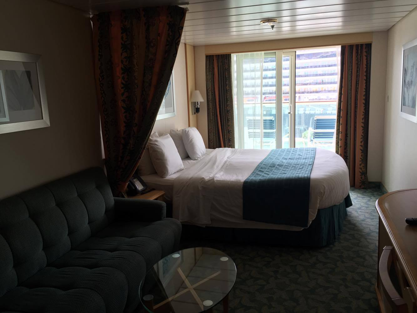 choosing a stateroom for your royal caribbean cruise royal