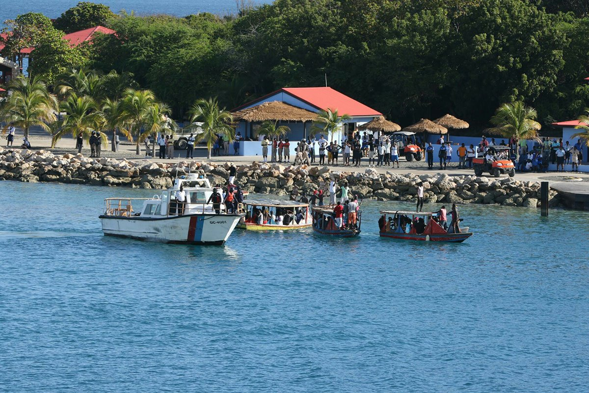 Royal Caribbean Cancels Another Cruise Ship Stop In Labadee Due To Local Protests