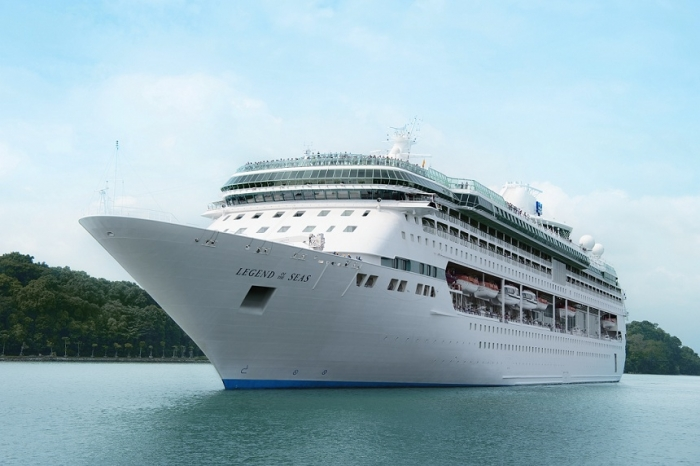 Royal Caribbean To Sell Legend Of The Seas Royal