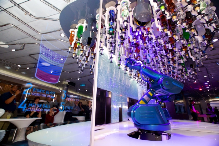 bionic bars quantum of the seas robot bartender pdf