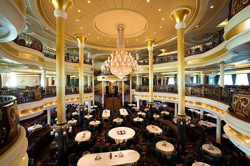 Freedom Of The Seas Dining Room Dress Code