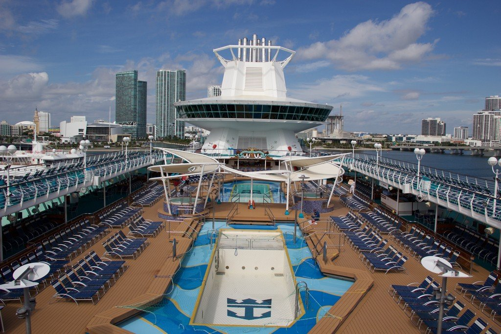 What to expect on embarkation day on a Royal Caribbean ...
