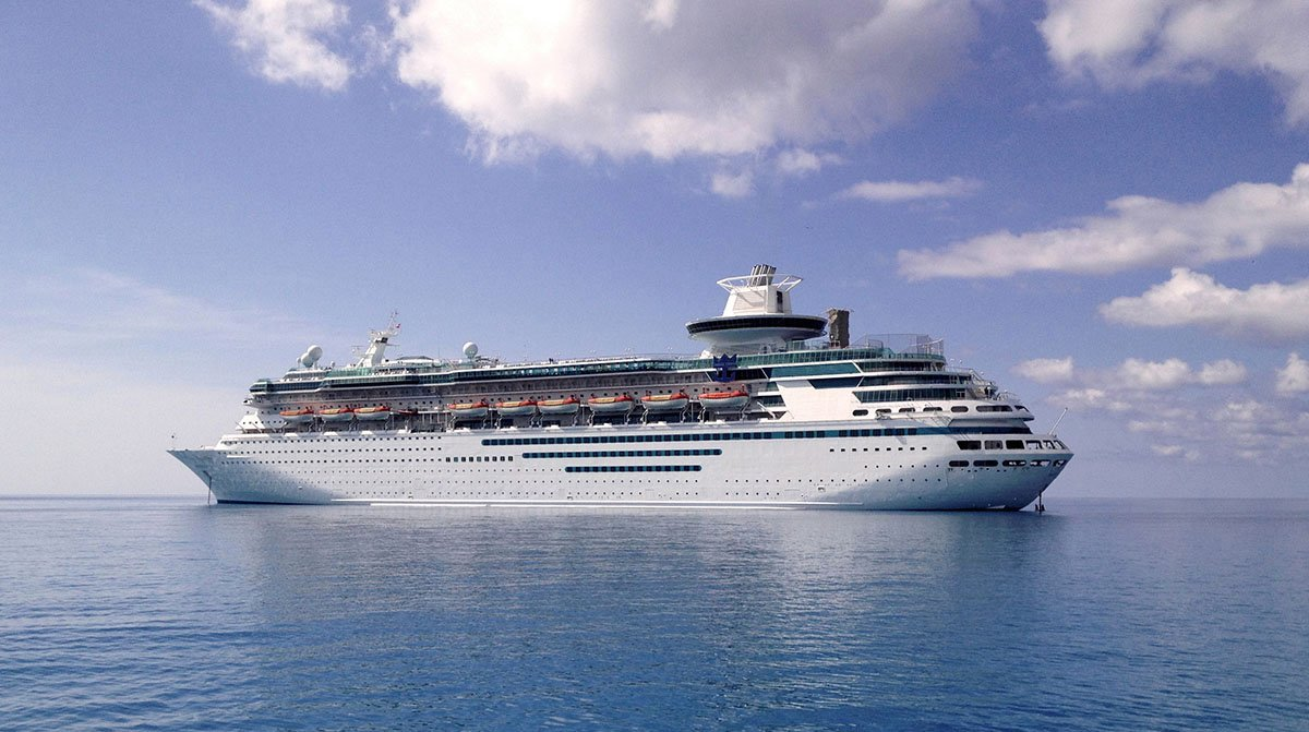Royal Caribbean S Majesty Of The Seas Delayed In Port Due