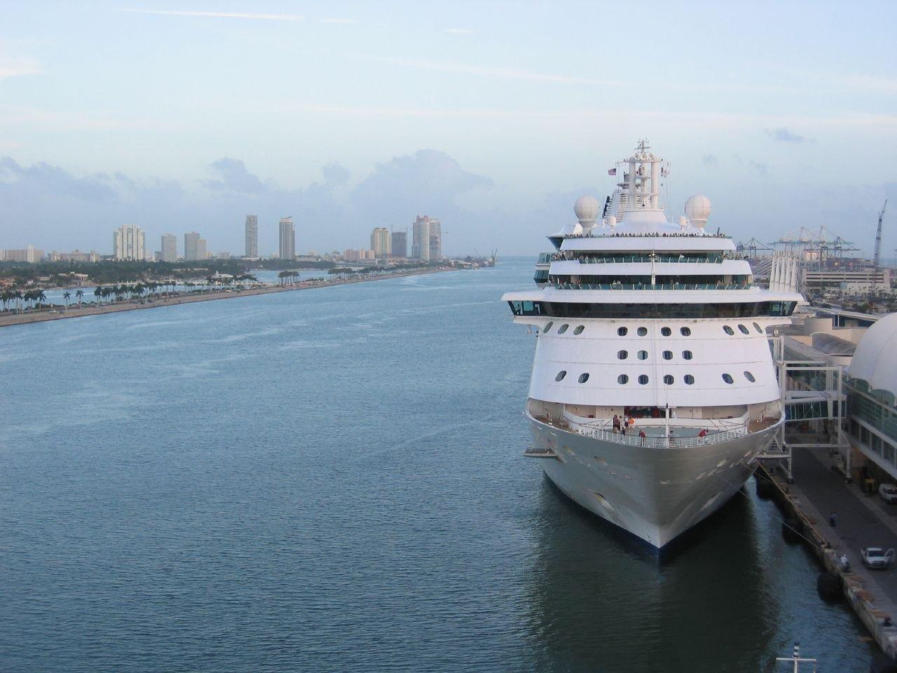 Miami Royal Caribbean Blog - Cruise ship port in miami