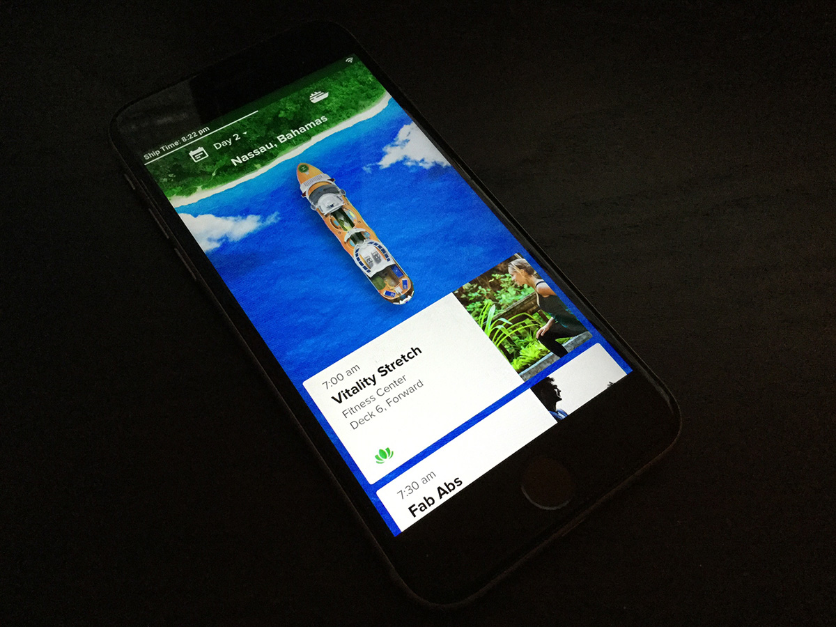 New Royal Caribbean Smartphone App Spotted For Use On