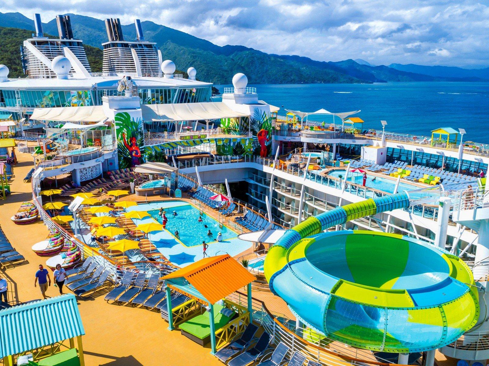 50 choses que tout le monde devrait faire lors d'une croisière Royal Caribbean au moins une fois