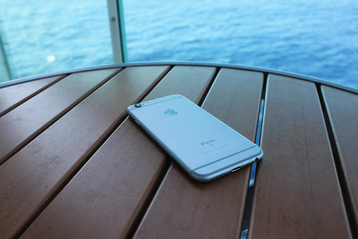 How To Use Your Cell Phone On A Royal Caribbean Cruise And Not - Do cruise ships have cell service