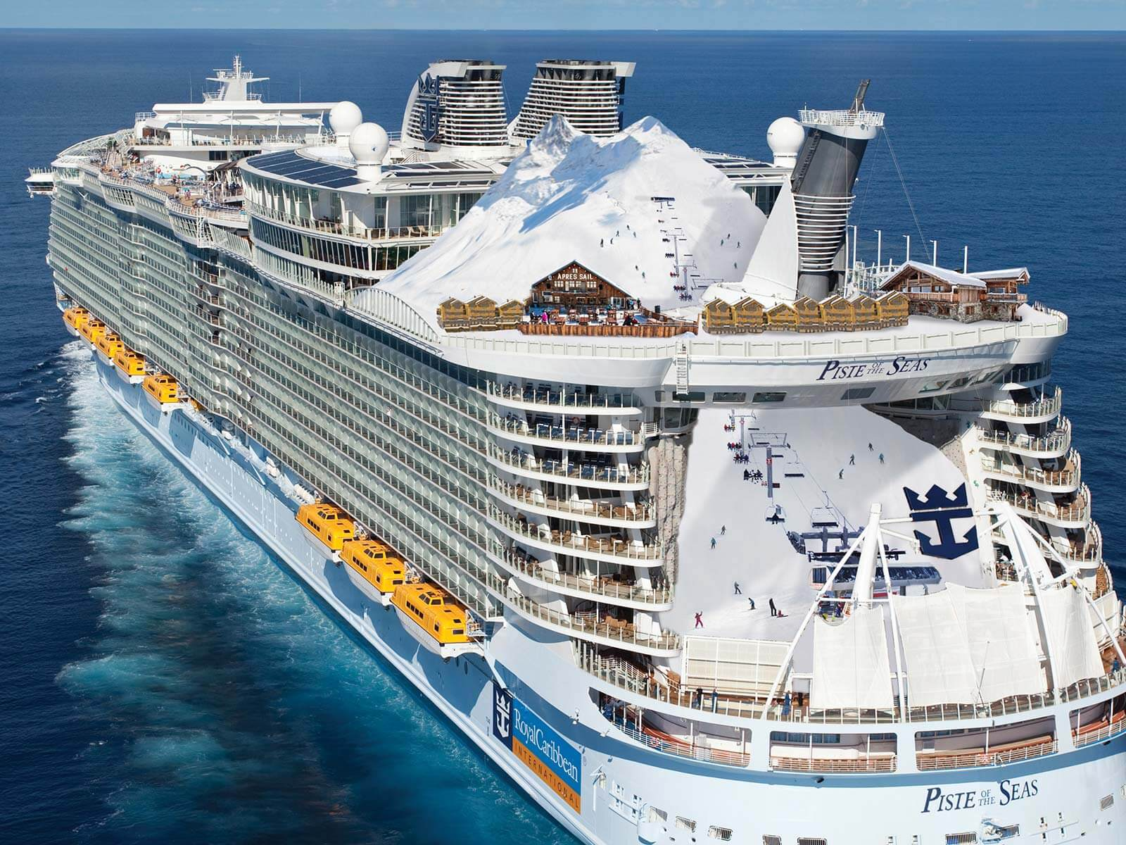 Royal Caribbean UK celebrates April Fools Day with world's ...