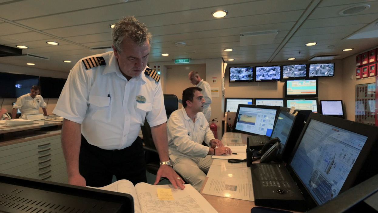 Video The Role Of A Royal Caribbean Chief Engineer