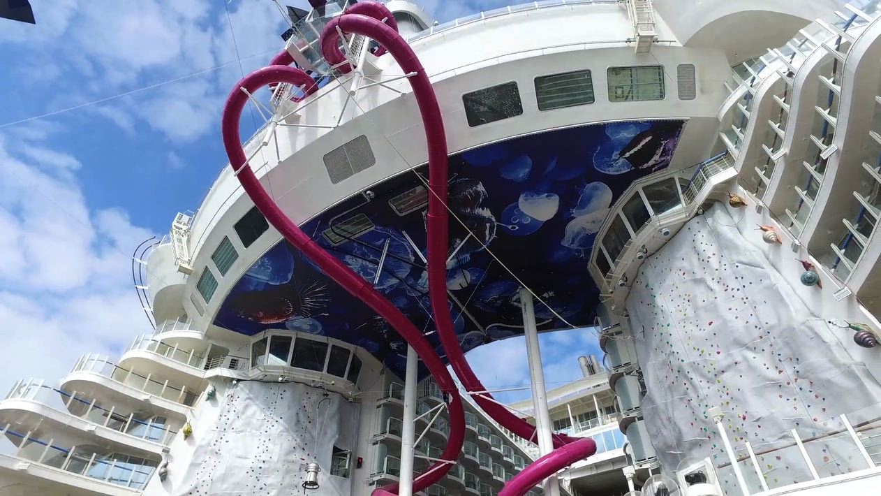 Ultimate Abyss Review On Royal Caribbean S Harmony Of The