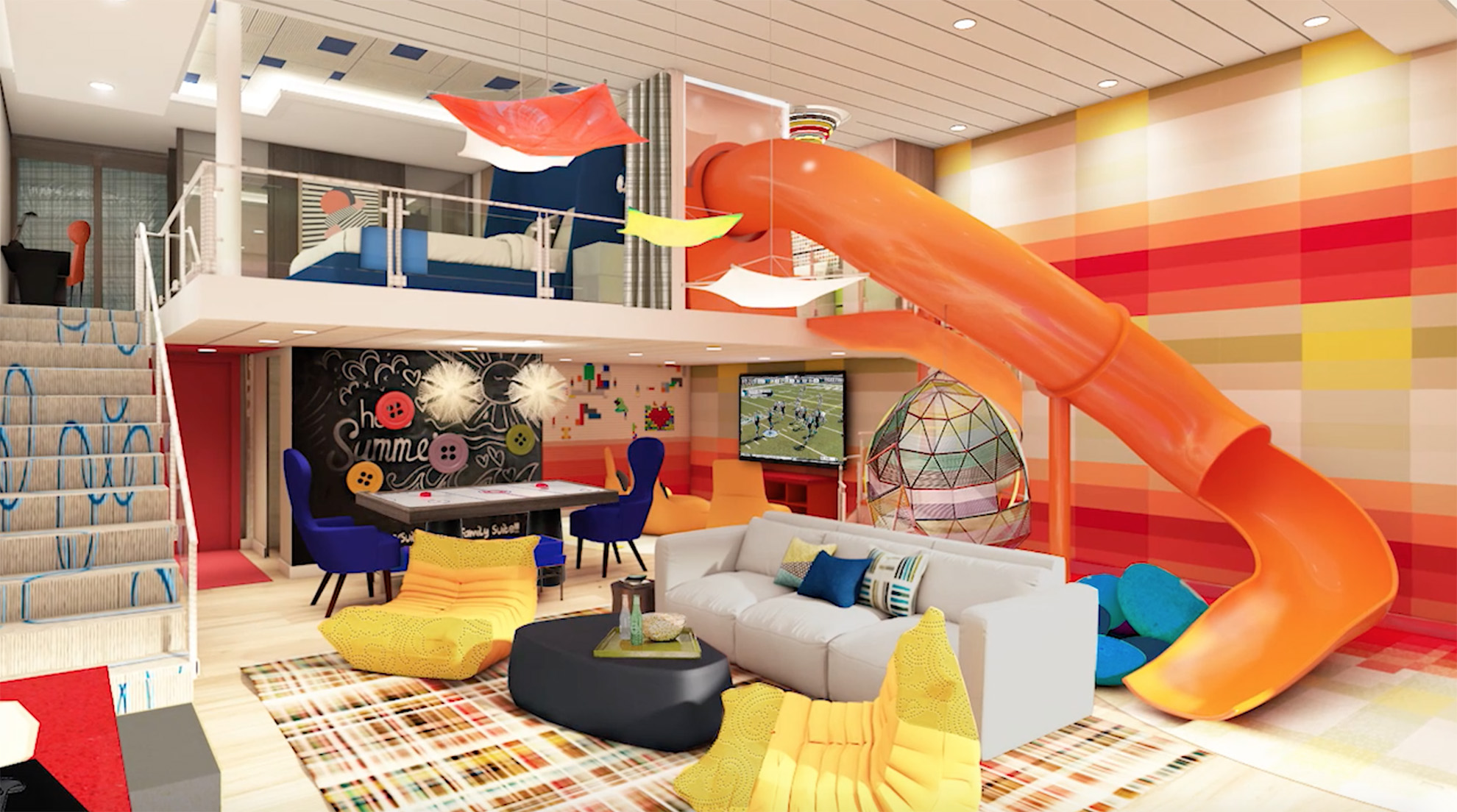 Video A Sneak Peek At Designing Symphony Of The Seas One