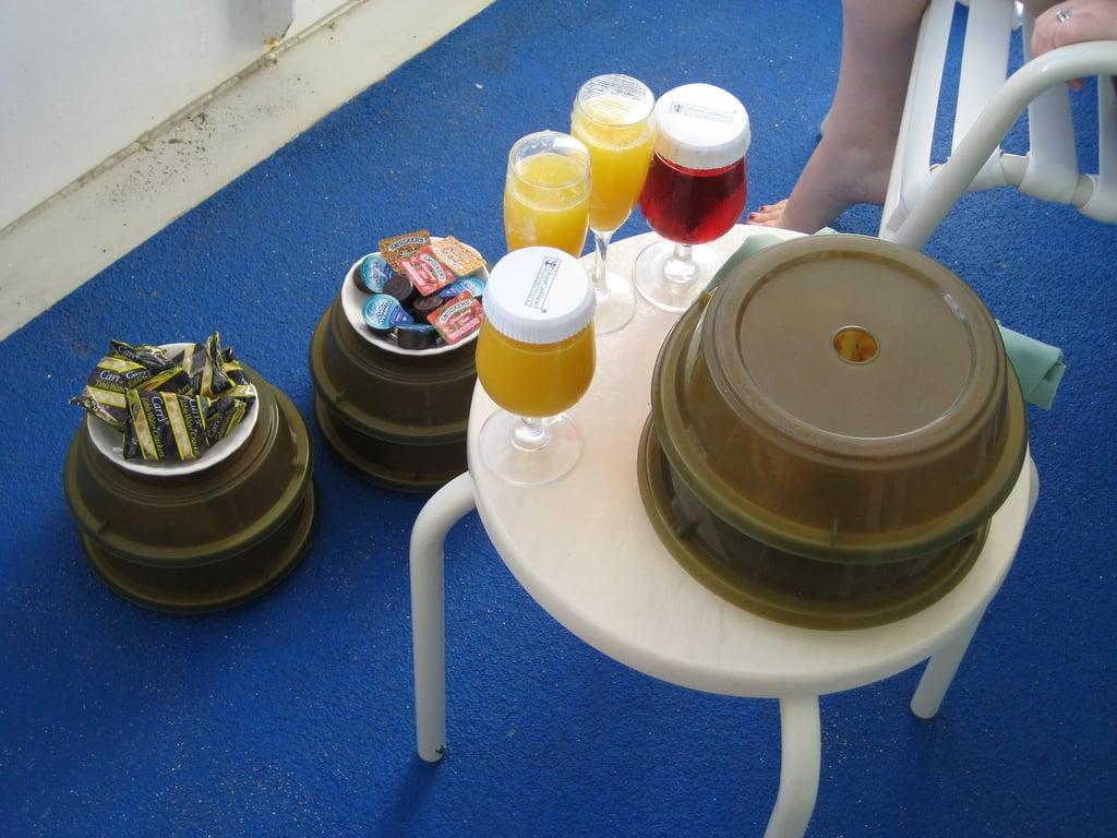 Room Service: Royal Caribbean Shares New Fleet Wide Room Service Menu