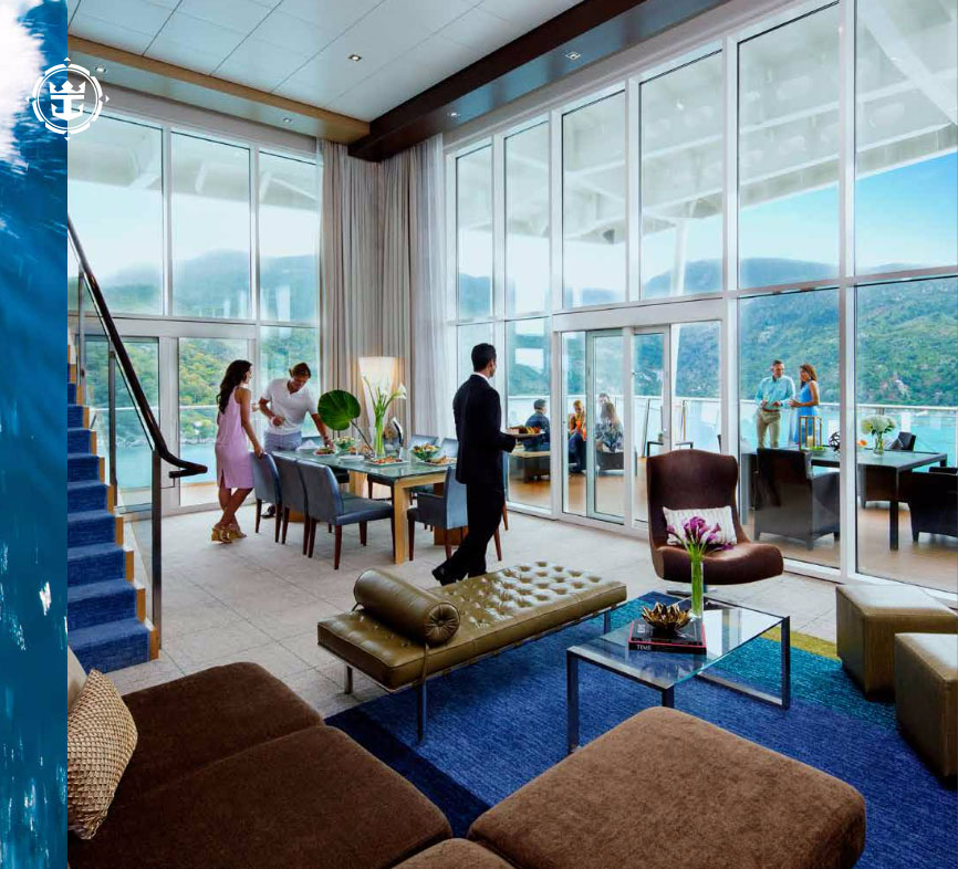 Royal Caribbean Announces New Royal Suite Class Program