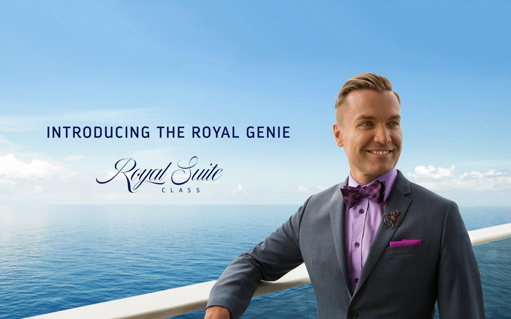 Royal Caribbean S New Royal Genie Will Offer One Of A Kind