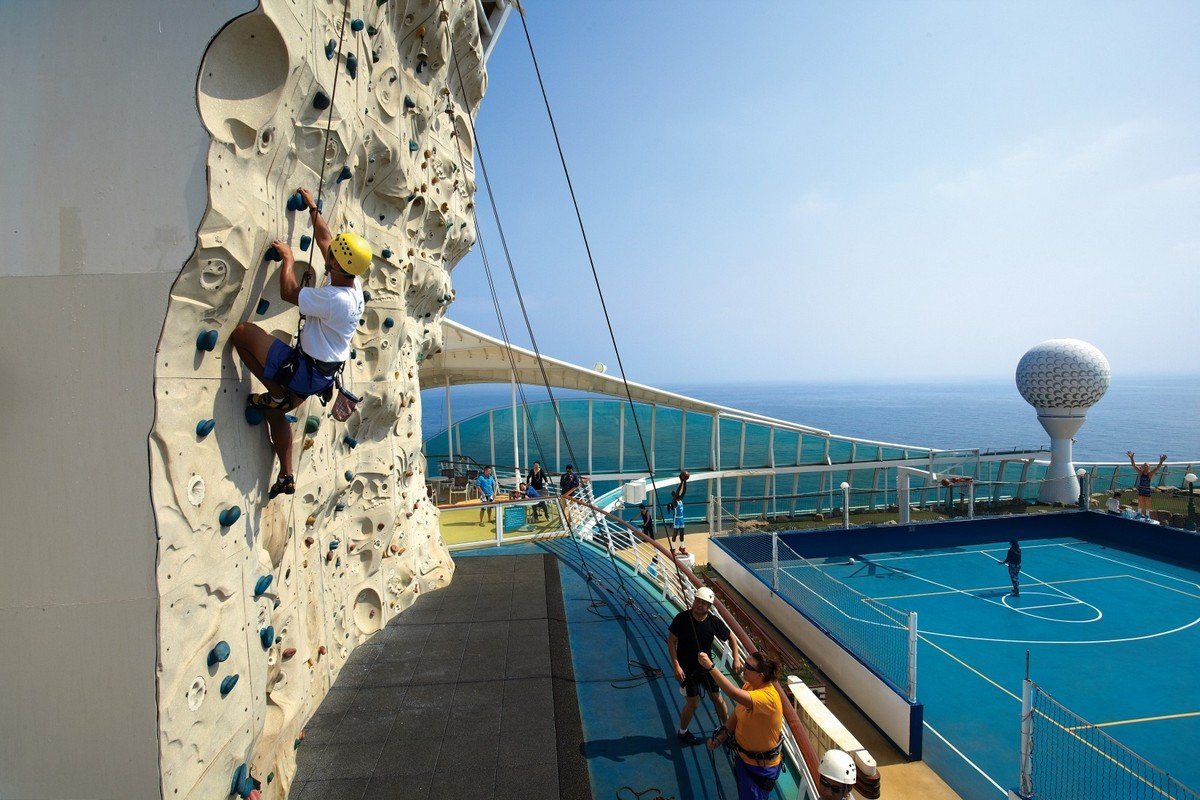 Caribbean Fun: Free Royal Caribbean Onboard Physical And Fun Activities
