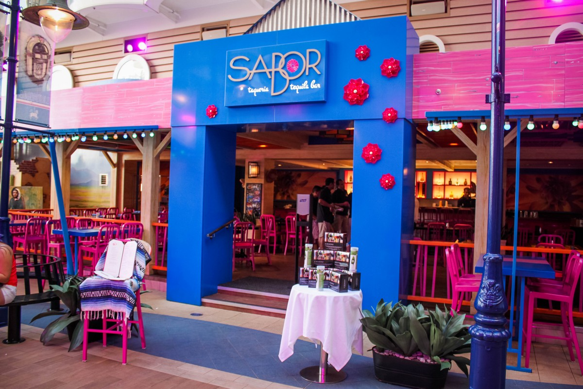 spotted  sabor on harmony of the seas changes to all