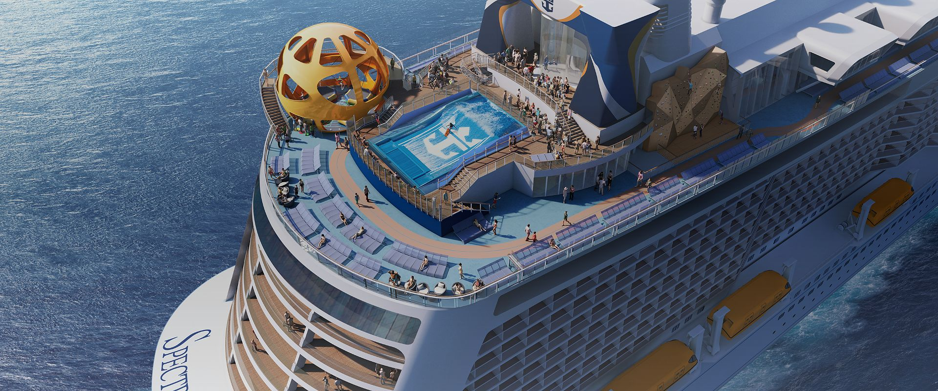 Royal Caribbean Reveals First Look At Spectrum Of The Seas Royal Caribbean Blog