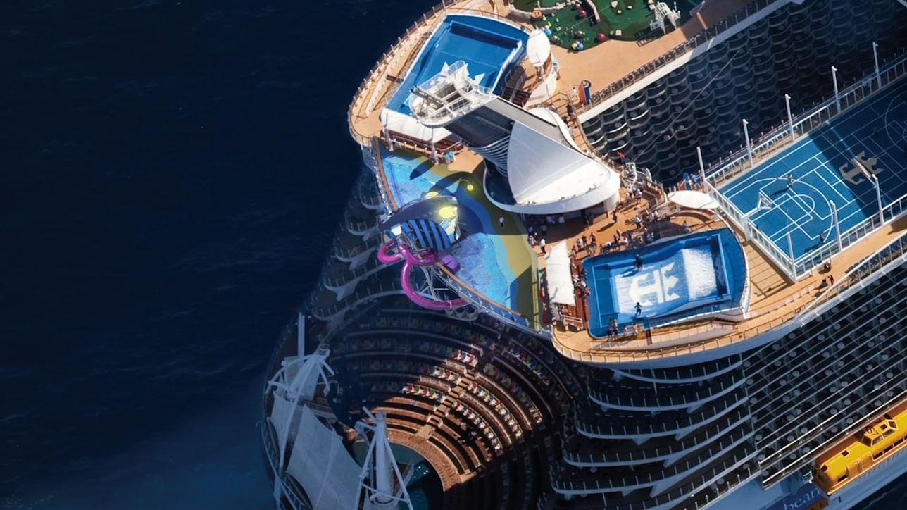Resultado de imagem para harmony of the seas fotos