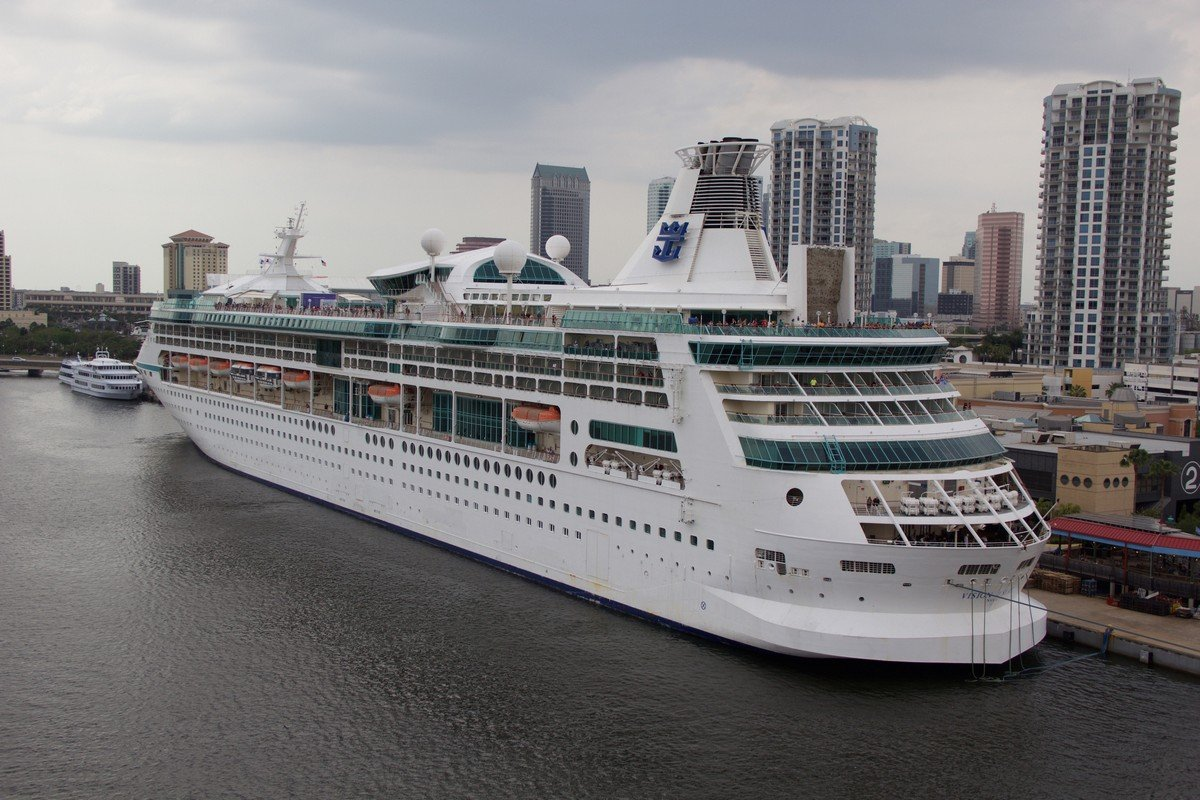 Royal Caribbean Adds More Vision Of The Seas Sailings From Galveston Through April 2018 Royal