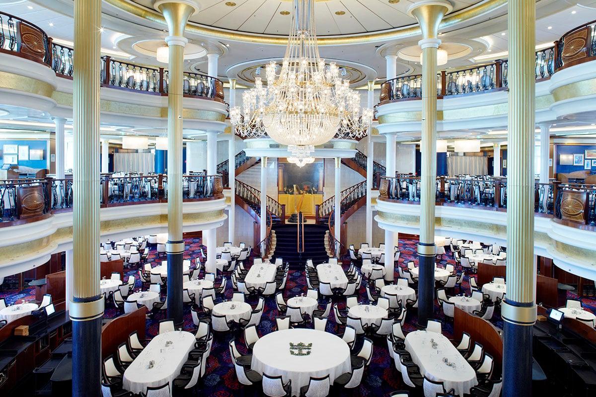 Food On A Royal Caribbean Cruise