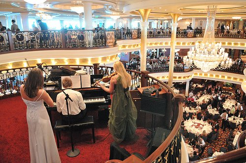 Anthem Of The Seas Dining Room Dress Code