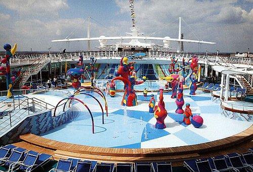 Ship profile royal caribbean blog - Least crowded swimming pool singapore ...