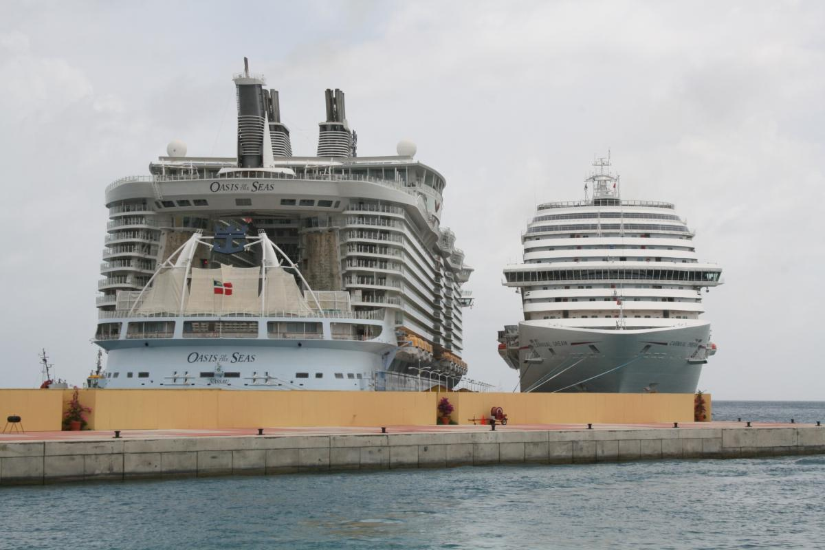 Cruise Ship Comparison Side By Side | fitbudha.com Oasis Of The Seas Comparison