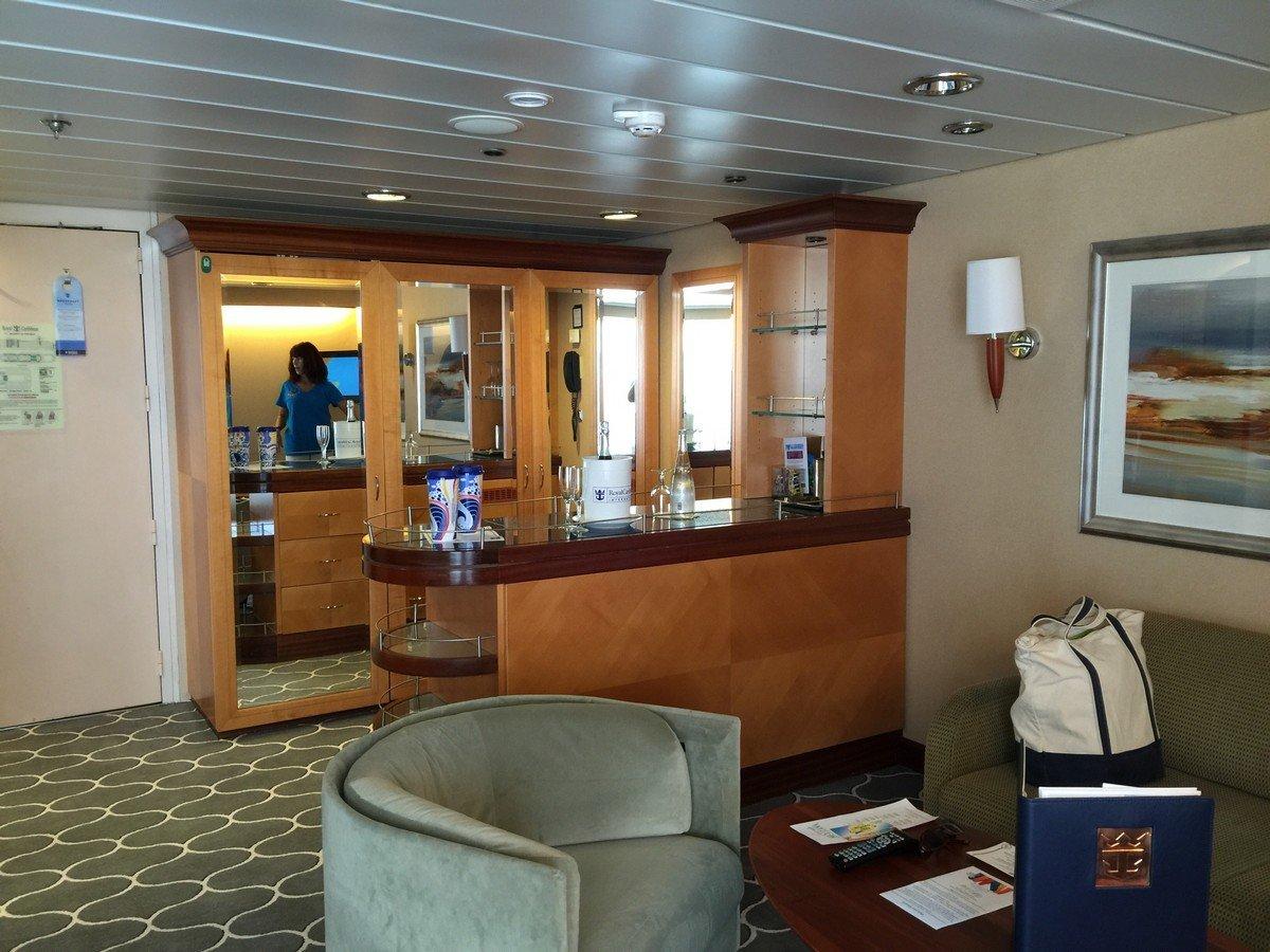 Majesty of the Seas refurbished pool deck Royal