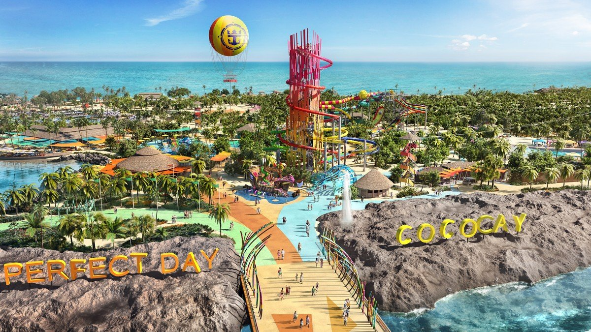 A Look At Everything Royal Caribbean Is Adding To Cococay