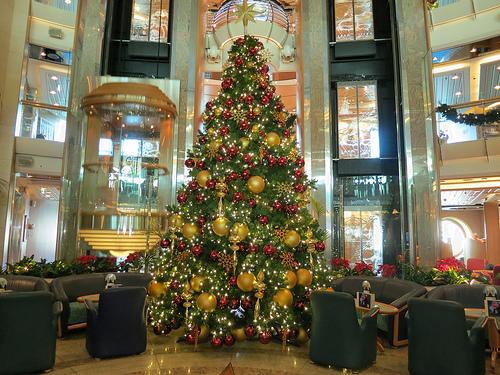 PHOTOS: Christmas on Royal Caribbean | Royal Caribbean Blog