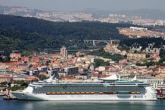 Royal Caribbean Among Bidders For New Lisbon Cruise Terminal - Lisbon cruise ship port