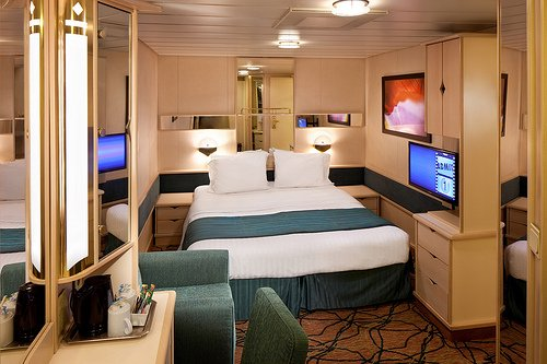 Interior vs balcony staterooms on a royal caribbean cruise for What does balcony mean