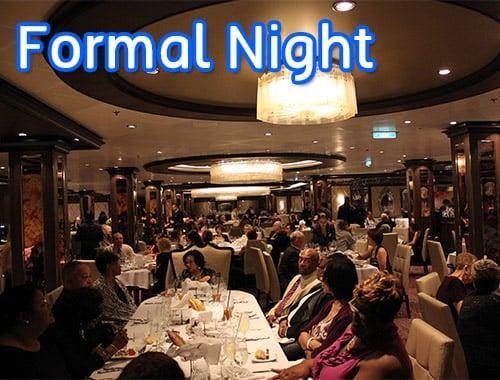 Formal Night Royal Caribbean Blog Podcast