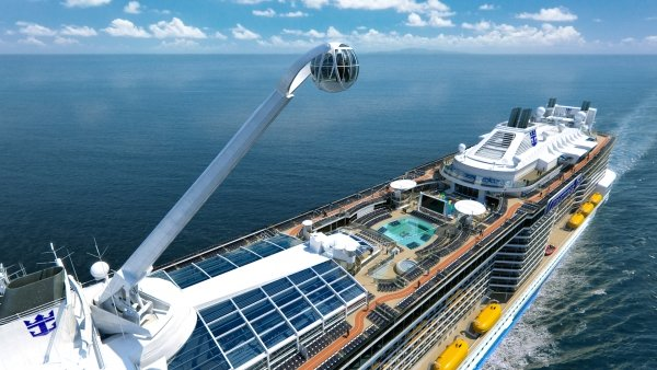 Royal Caribbean Receives Financing For Third Quantum Class Cruise - How much do cruise ships cost to build