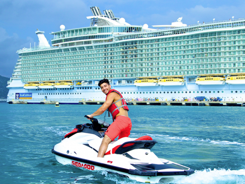 Allure Of The Seas Royal Caribbean International Bewertungen Angebote Bei Holidaycheck