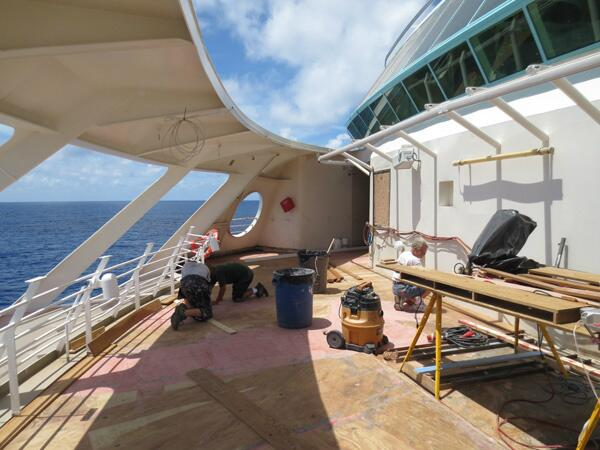 Grandeur Of The Seas Photo Update Royal Caribbean Blog