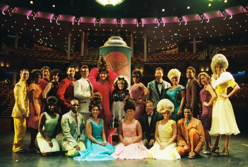 cruise ships with broadway shows
