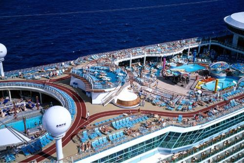 Royal Caribbean Jewel Of The Seas Deck Plan