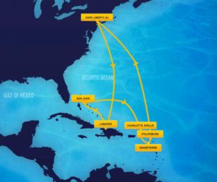 royal caribbean releases quantum of the seas itineraries