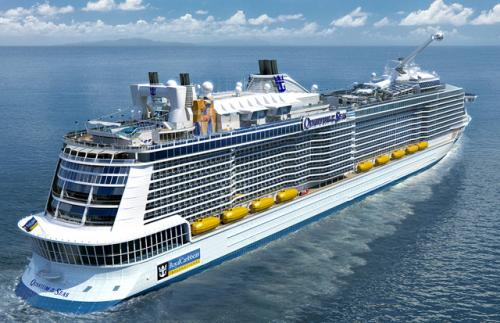Royal Caribbean partnering with Make-A-Wish to offer Quantum