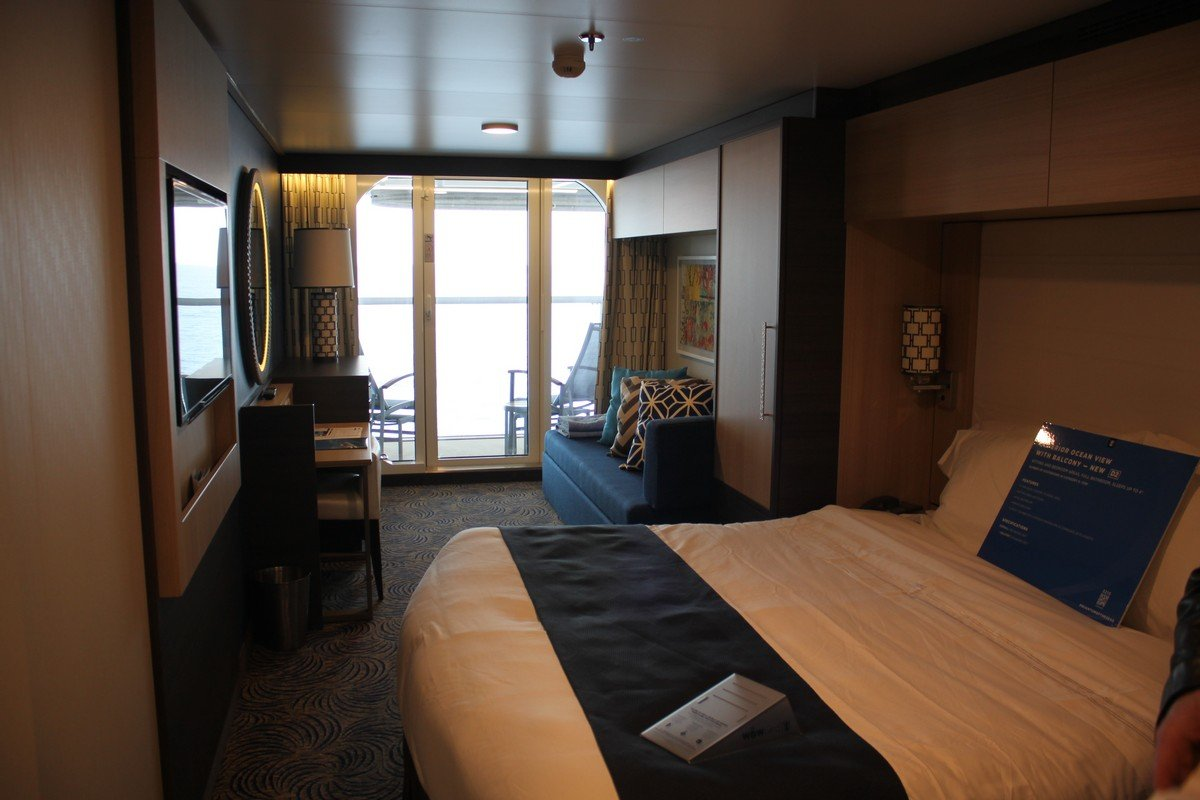 Quantum Of The Seas Live Blog Day 2 Sea Day Royal