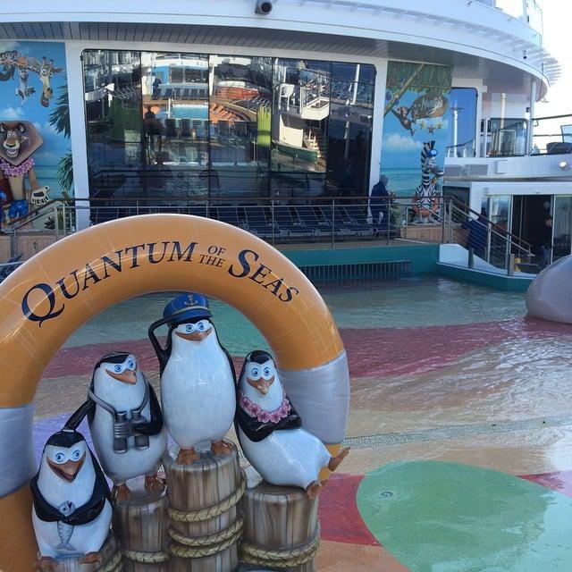 Quantum Of The Seas Pools