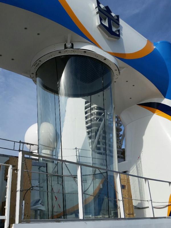 99 Days Of Quantum Quantum Of The Seas Construction Photos Royal Caribbean Blog