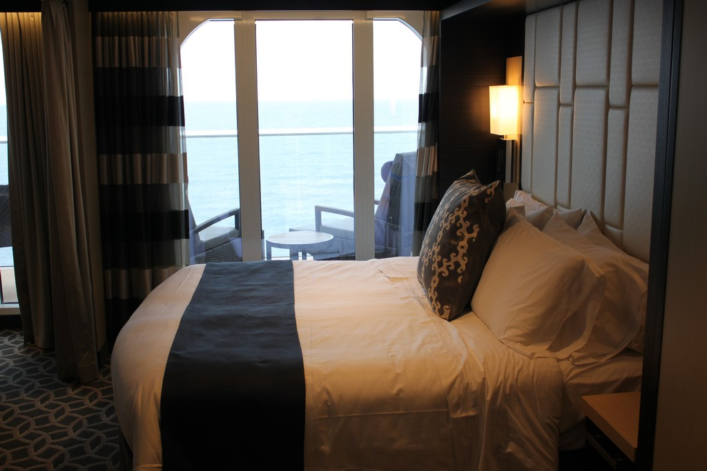 Photo Tour Of Grand Suite With Balcony On Quantum Of The
