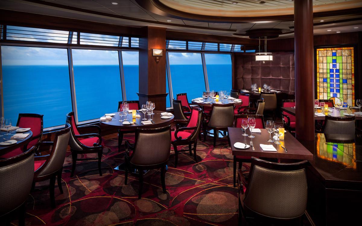 Royal Caribbean offering dining package option on Explorer  : chops restaurant from www.royalcaribbeanblog.com size 1200 x 750 jpeg 135kB