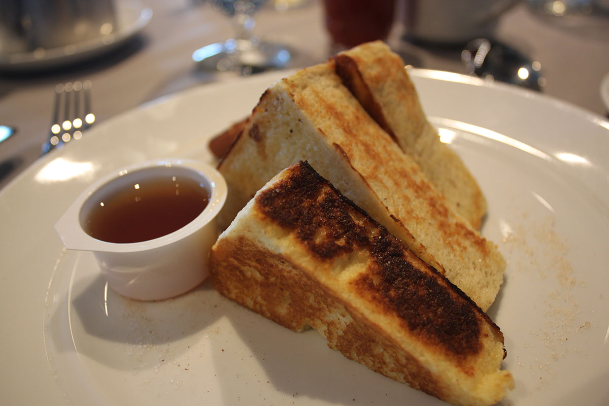 Restaurant Review: American Icon Grill on Quantum of the Seas ...