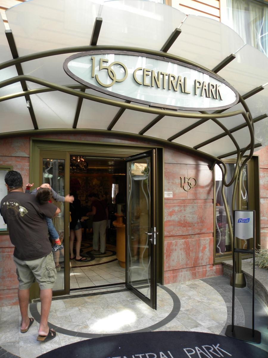 Guest Review: 150 Central Park On Oasis Of The Seas